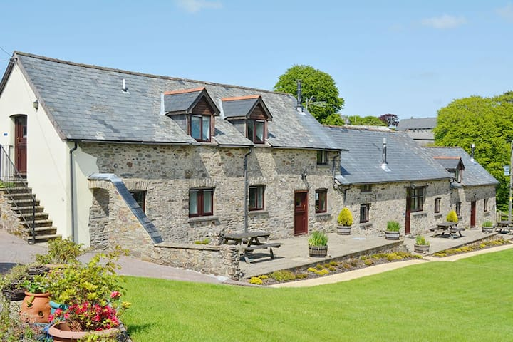 Four delightful stone barn conversions in Exmoor National Park. Pet-friendly. - Dulverton, - Dom