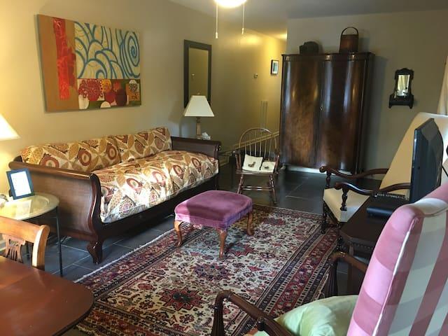 Comfy and convenient East Memphis apartment