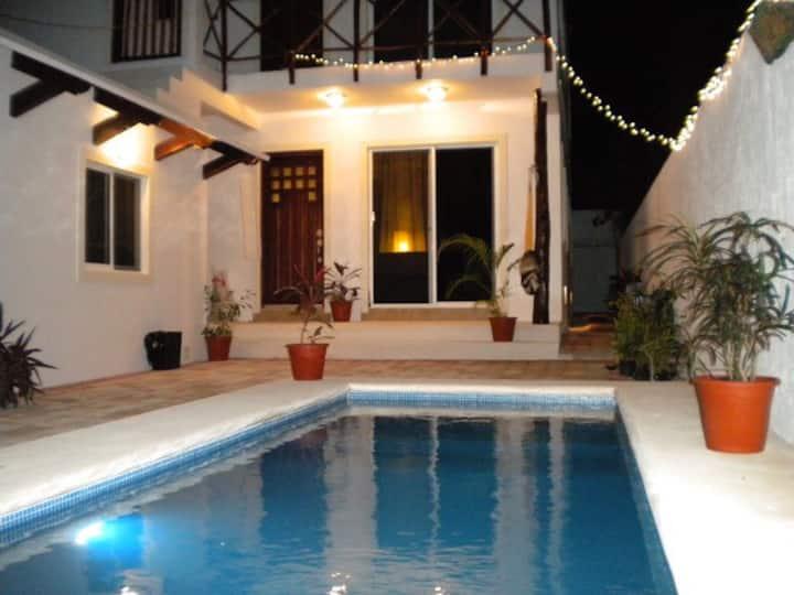 Casa Ikal, Puerto Morelos: