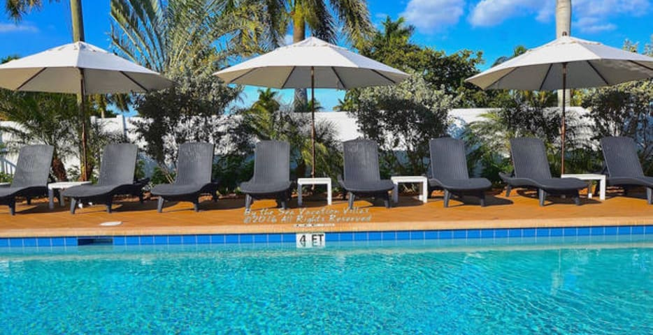 "By The Sea Vacation Villas LLC- ""Villa SBV41"" - Pompano Beach - Villa"