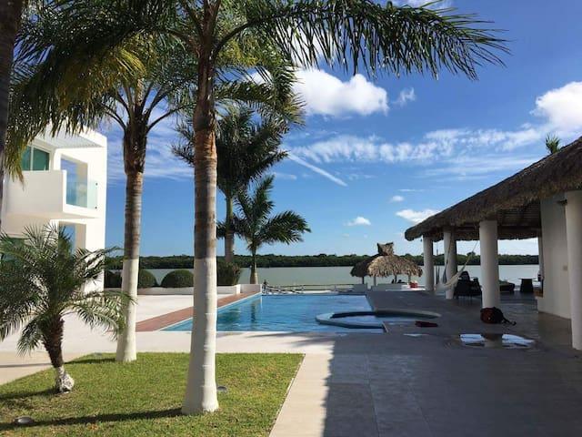 Casa Blanca - La Pesca Tamaulipas - La Pesca - Hus