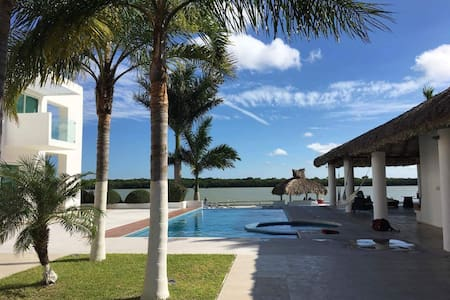 Casa Blanca - La Pesca Tamaulipas - La Pesca - 獨棟