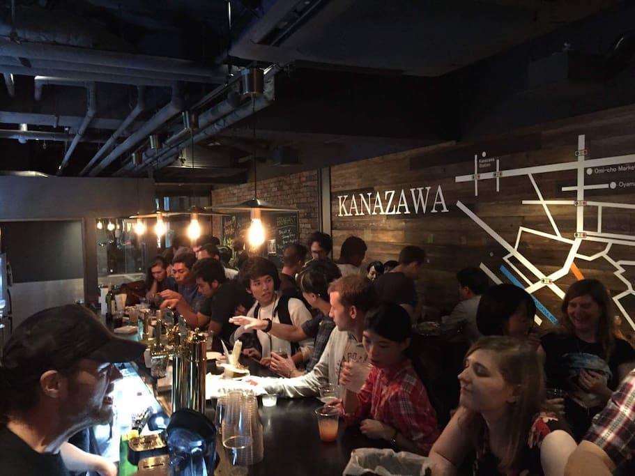 Kaname Bar