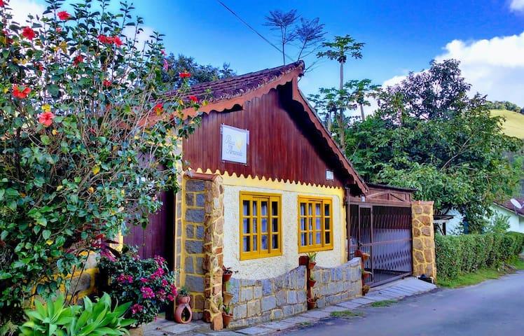Casa Juca Barroso - São Pedro da Serra - RJ