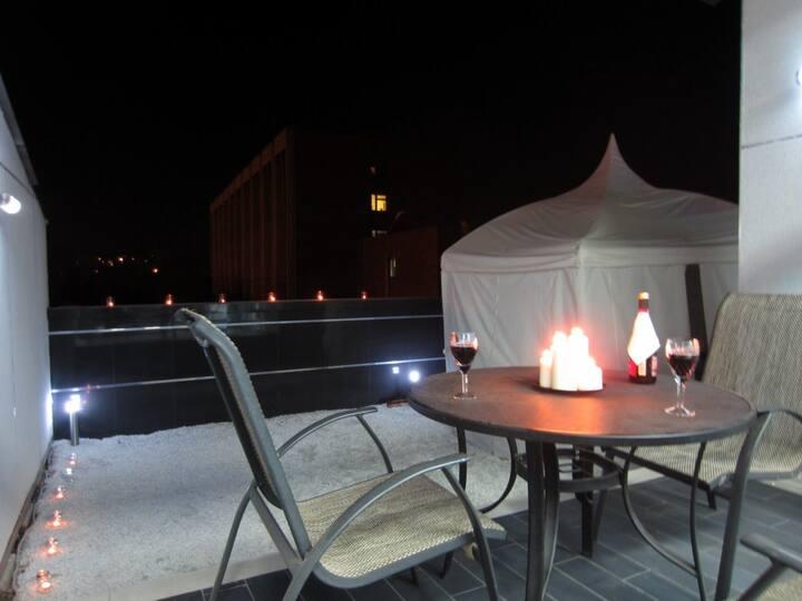 Единственная квартира с террасой в Омске