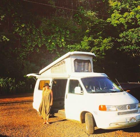 Volkswagon EuroVan Halè Lani Kauai
