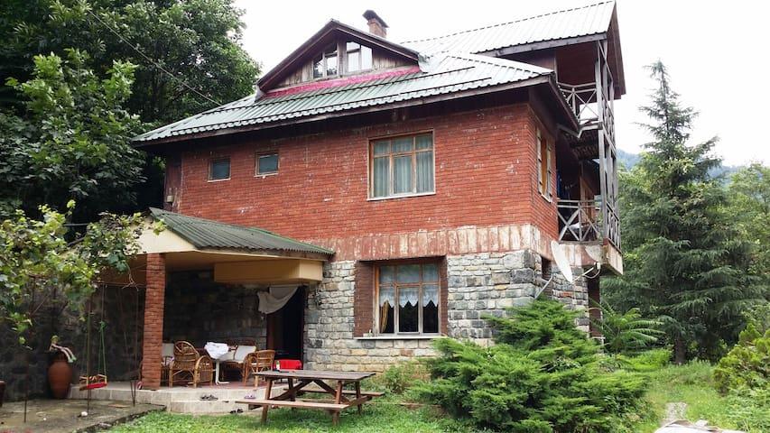 MEDUN Eco-house  Экодом в деревне - Hopa - Villa