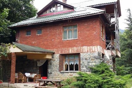 MEDUN Eco-house  Экодом в деревне - Hopa - Vila
