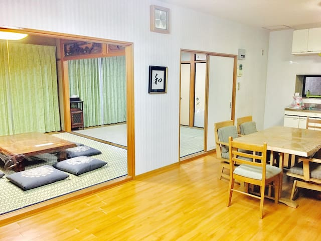 ☆Japanese style 88㎡☆2min JR Nara - 奈良市 - Apartment