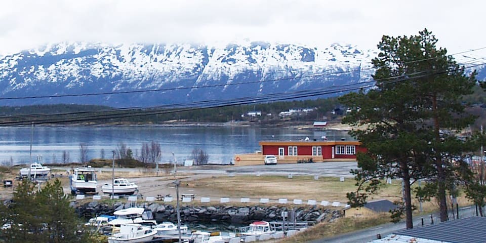 Apartment for 4  for Fishing and Northern Lights ! - Vikran - Apartment