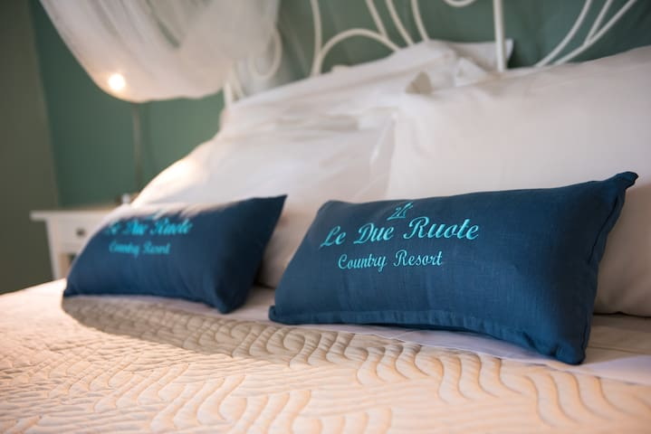 Country Resort Le Due Ruote-Superior Double Room
