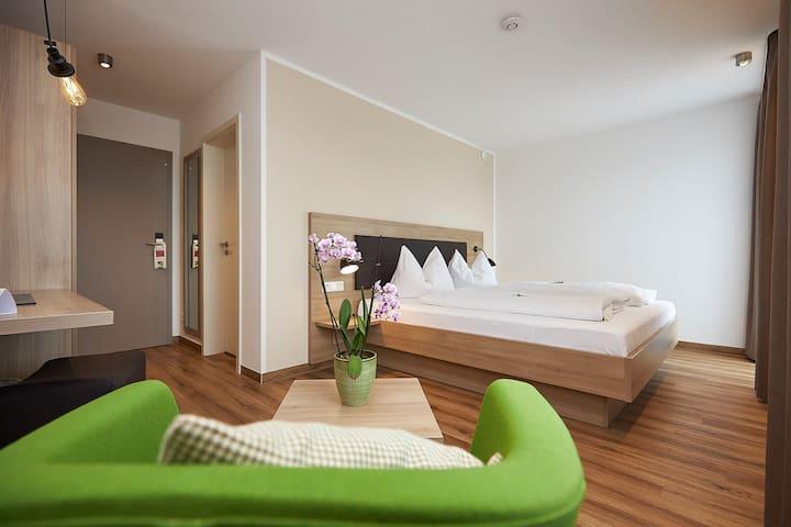 Flair Hotel Grüner Baum, (Donaueschingen), Superior Doppelzimmer