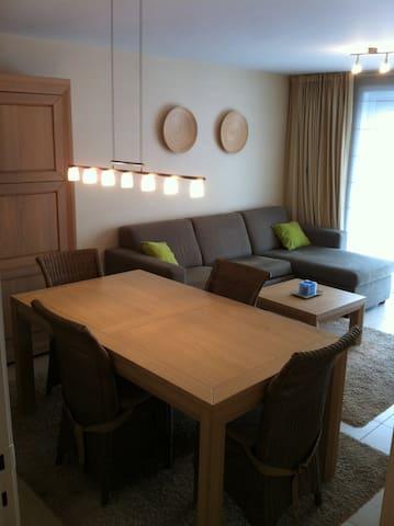 Modern appartement in Nieuwpoort. - Nieuwpoort - Huoneisto