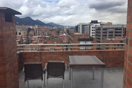 Penthouse Loft with a view -  Practical and Safe! - Bogotá