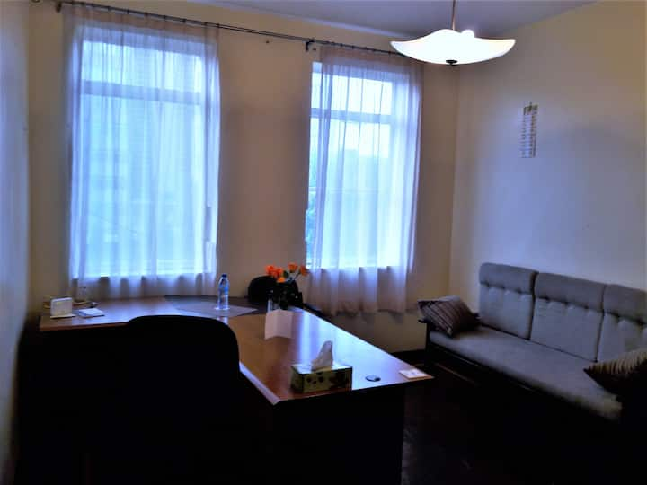 Looking for a private space in Addis?