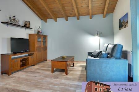 Apartment with views of Arguedas caves - Arguedas - Appartement