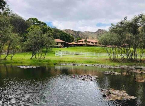 Hacienda San Joaquin VILCABAMBA