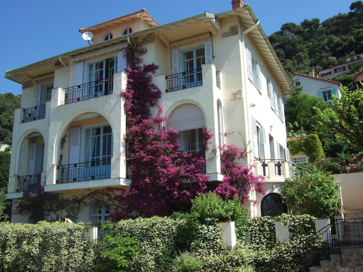Lux Appart 1 bedroom, pool,French Riviera sea view