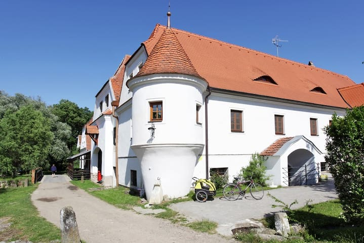 A historic Liechtenstein water mill - Lednice - House