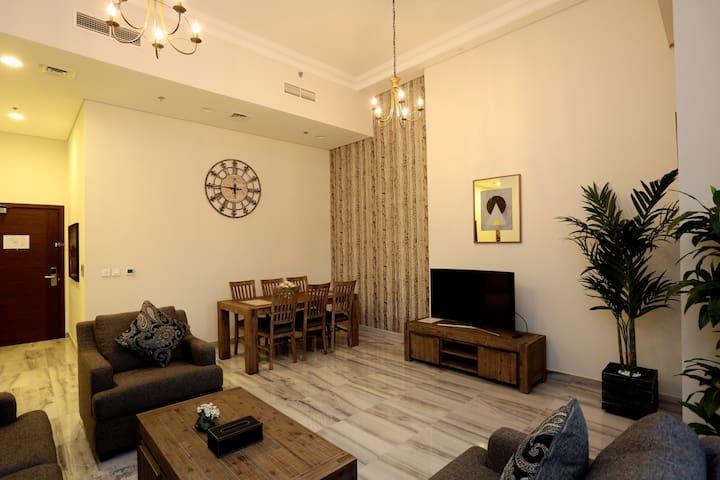 Marbella Luxury Balcony Apartment
