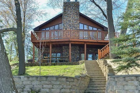 Cedar Lodge on Spectacle Lake
