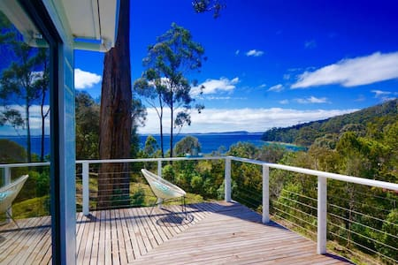 Bayview Bruny Island Beach House - Adventure Bay - Haus