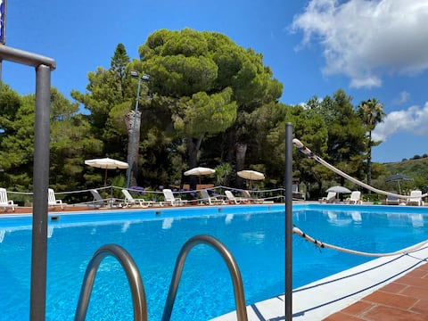 Natural Oasis in Tropea