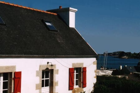 Ty Gwen - Maison de Pêcheur Vue Mer - Plougasnou - Hus