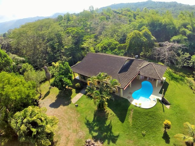 Beautiful private paradise in Ojochal