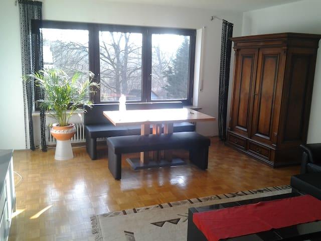 Wohnung für Geschäftsreisende nähe Nürnberg - Neurenberg - Appartement