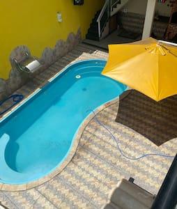 Casa com piscina St Cruz