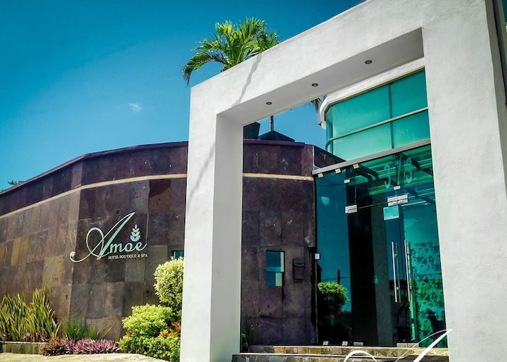 Amoe Hotel Boutique & Spa