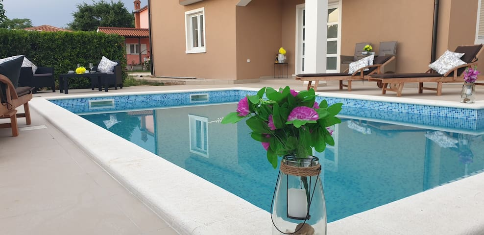NEW APARTMENT CROATIA near Pula