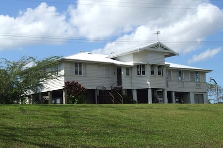Peace and quiet beside the Johnstone River - South Innisfail - Bed & Breakfast