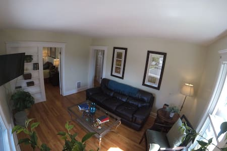 SECOND BASE APT 2 - Baseball Camps! 3 BR/SLEEPS 6 - Oneonta