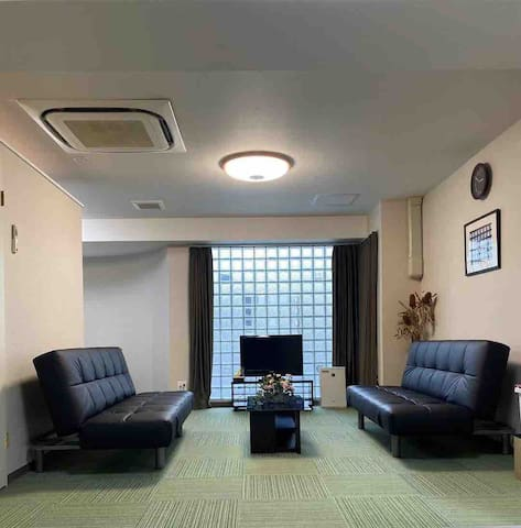 202★NEW★Big Flat 8PAX Asakusa area/Easy to Airport