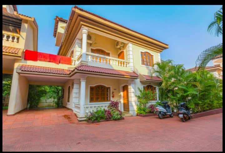 Jyot's Spacious 4BHK Villa... Arpora