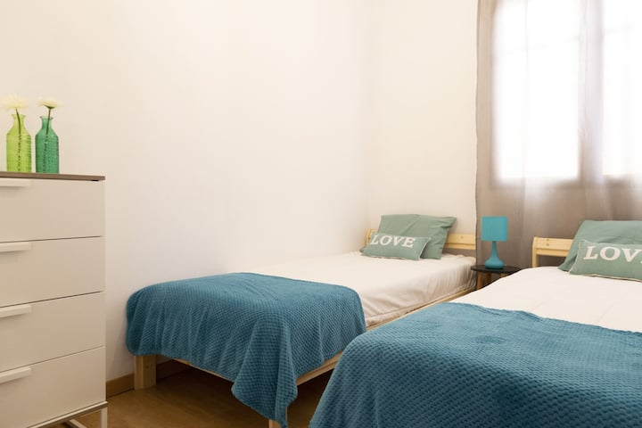 Private room 2 - Marias Hostel & Surf