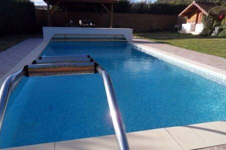 Villa piscine 20 min de Paris - Marcoussis - Villa