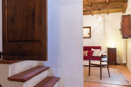 Lo scalino di pietra - Santo Stefano di Sessanio