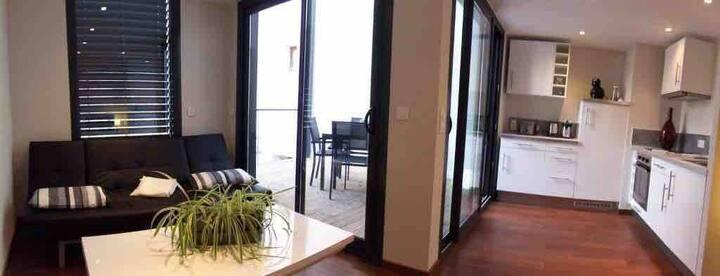 Appartement chic + place de parking gratuit
