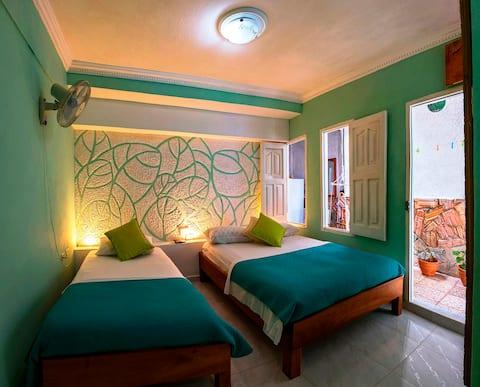 Hostal Omara (Room # 2)