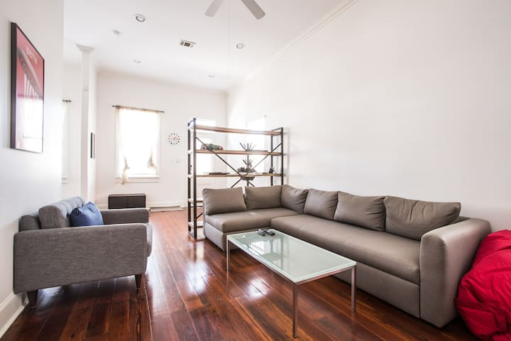 3BR Private Home - Steps to Magazine St!