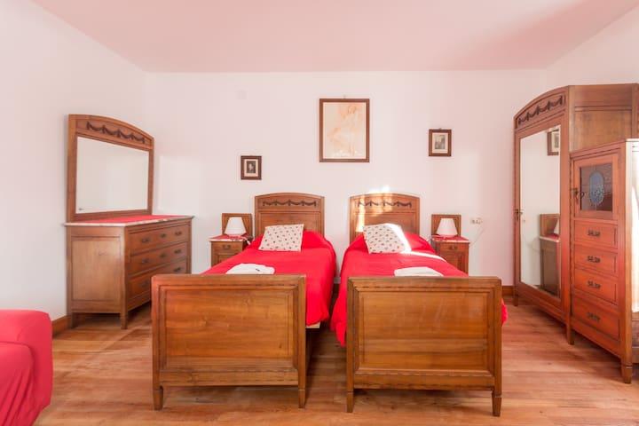 B&B Villa Moretta con giardino - Scopello - Penzion (B&B)