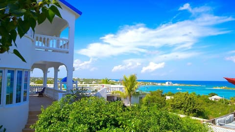 5 BDR Spectacular Ocean Views: Samaji Villa
