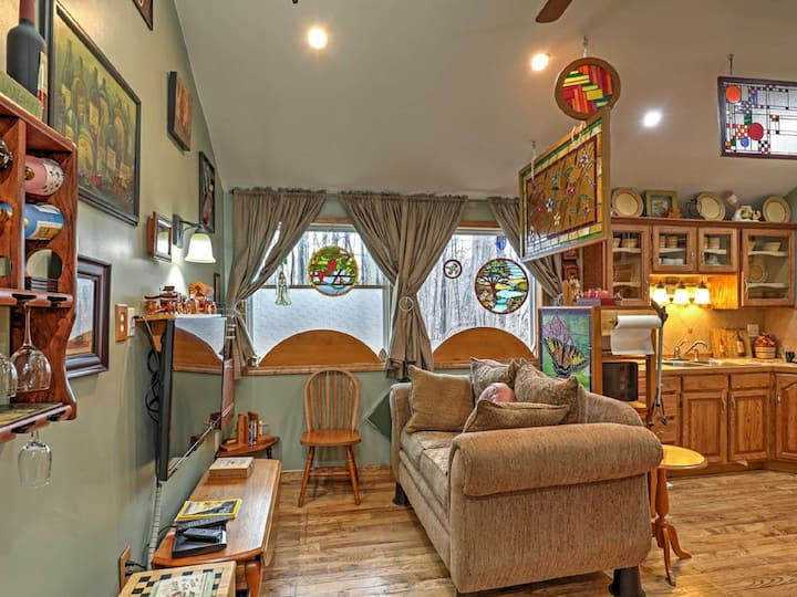 """3* Angola Rental """"The Cottage"""""""