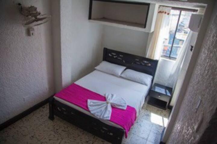 Habitación de hotel en Barranquilla