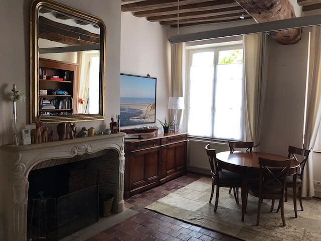 Charming house in the historic center