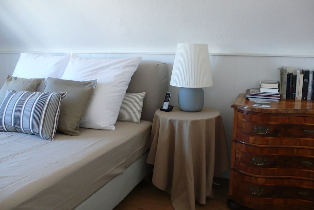 Schlafzimmer Master Bedroom