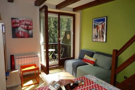 Visit Alsace from center position / condo 4 people - Le Hohwald - Appartement